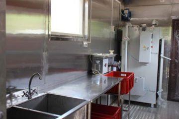 Модульный цех по переработке мяса