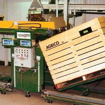 Автоматический наполнитель (затариватель контейнеров)