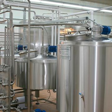 Мини-завод по производству молока