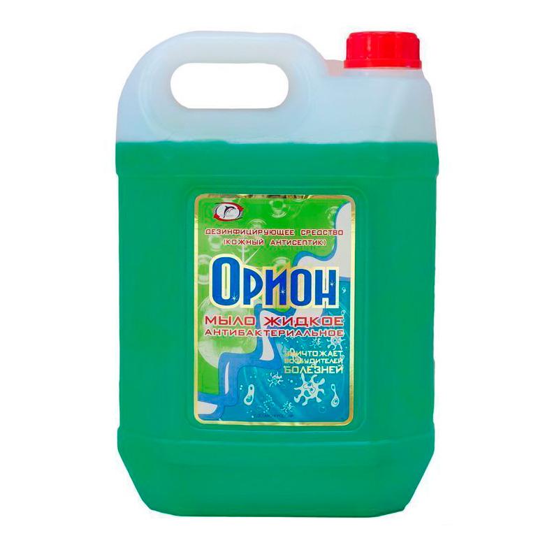Антибактериальное жидкое мыло «Орион»