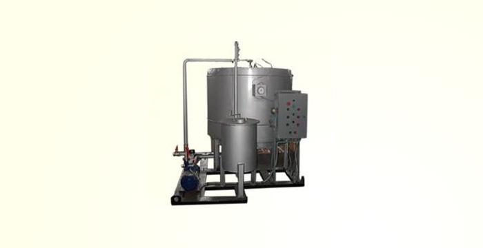Установка рафинирования растительного масла М8-ЛРМ-3