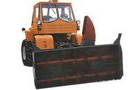 Снегоочиститель на базе трактора ХТЗ-150К-09-25-15