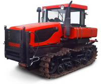 Трактор ДТ-75А